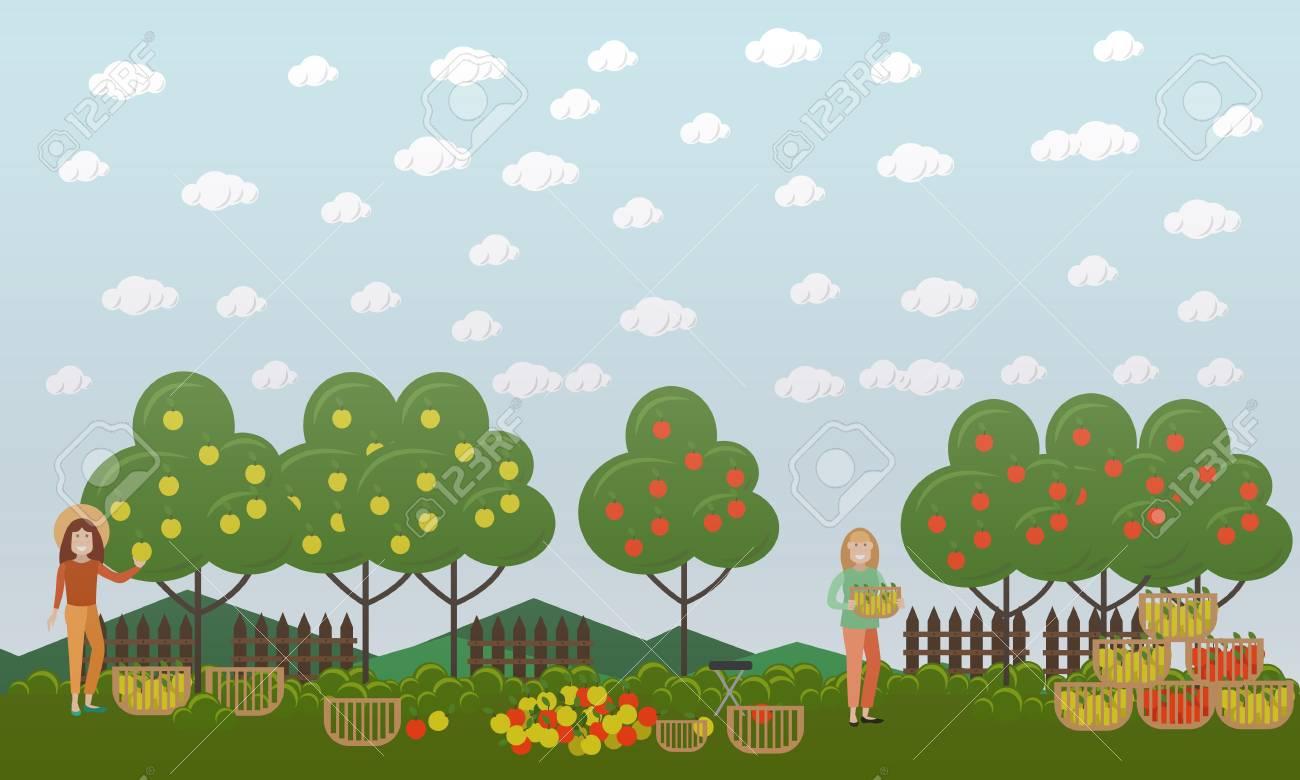 Fruit garden clipart svg royalty free download Fruit Garden Cliparts 13 - 1300 X 780 - Making-The-Web.com svg royalty free download