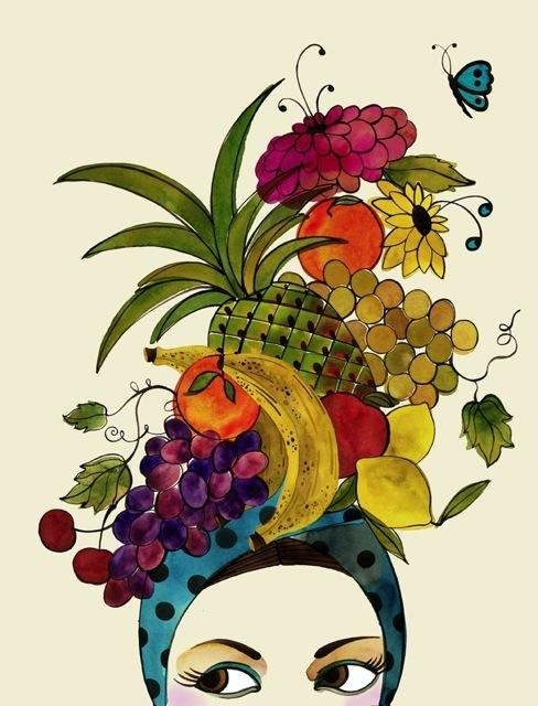 Fruit hat clipart clipart free download Fruit hat clipart - Clip Art Library clipart free download