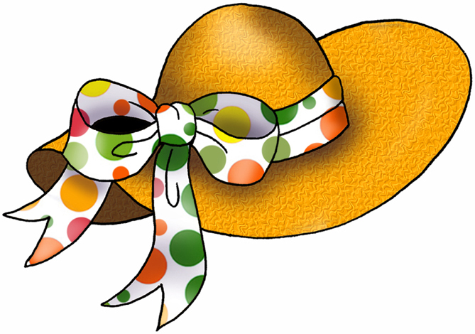 Fruit hat clipart picture free Hawaiian Fruit Hat Clipart - Clip Art Library picture free