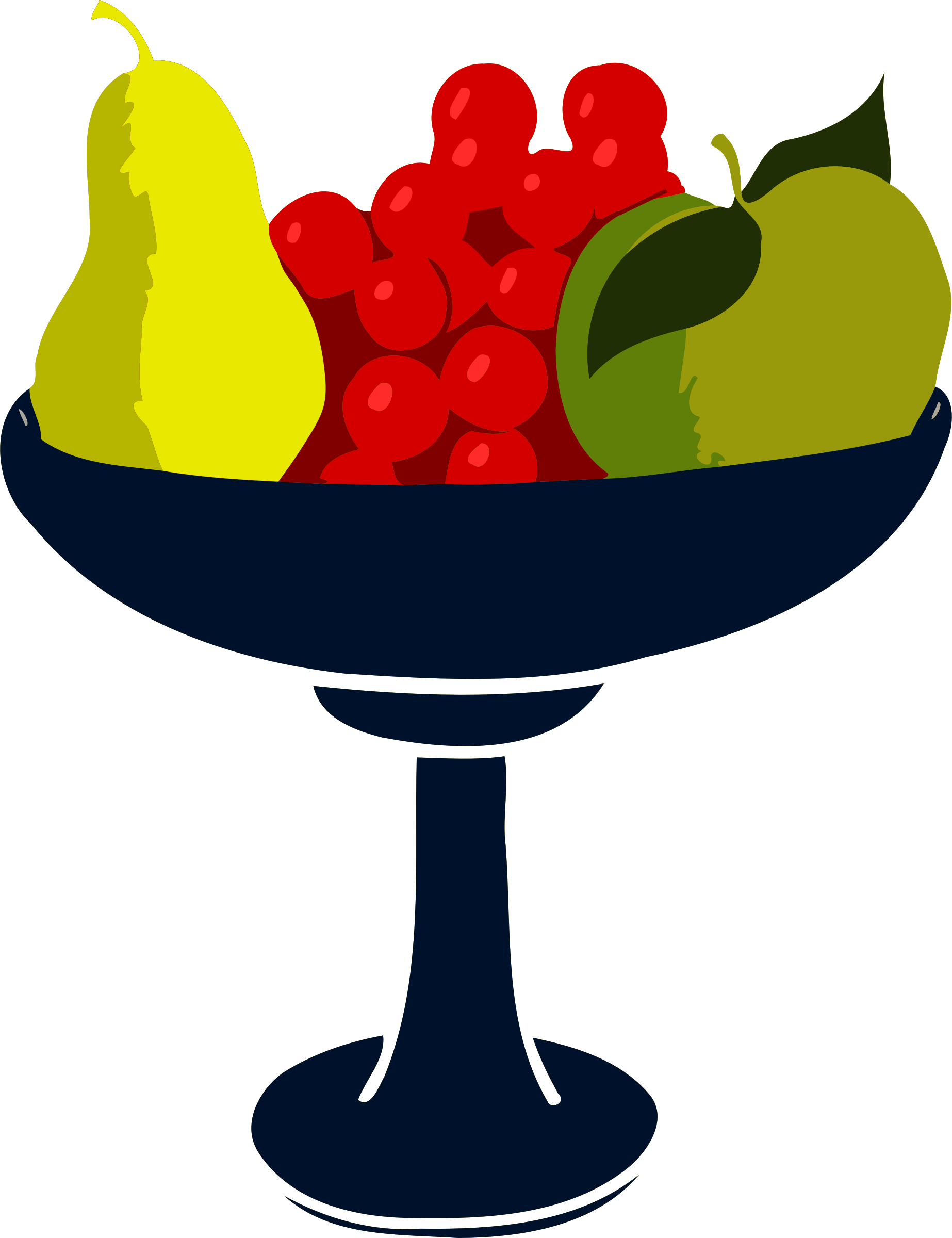 Fruit house clipart graphic transparent library fruit bowl clipart fruitbowl - Clip Art. Net graphic transparent library