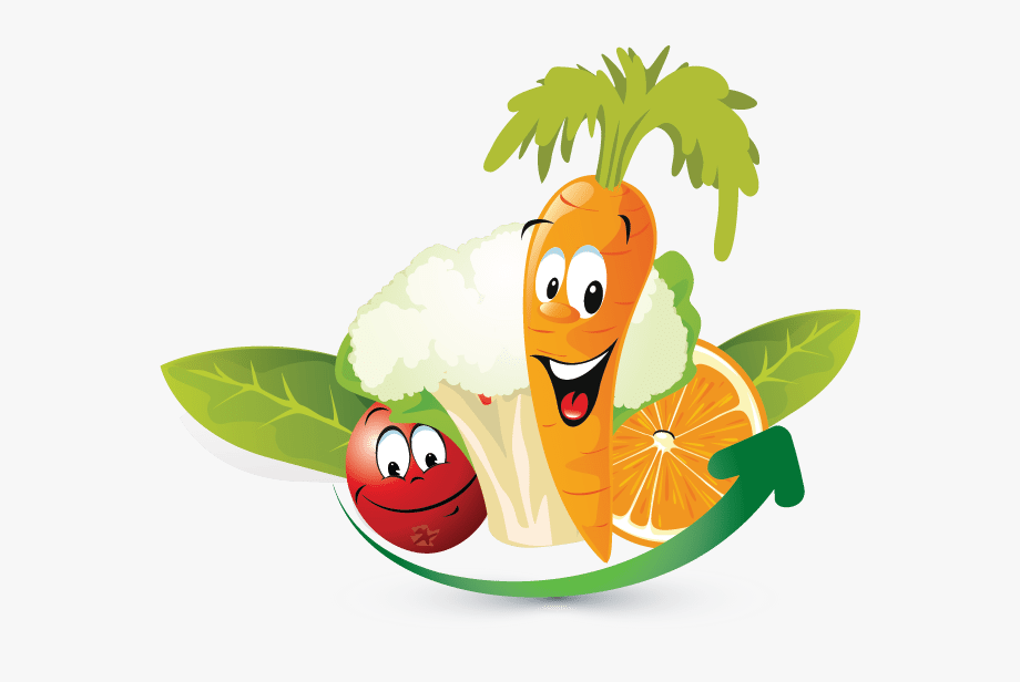 Fruit logo clipart stock Design Free Logo Fruits Vegetables Online Template - Fruits And ... stock
