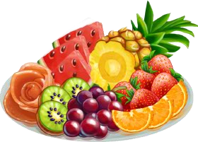 Fruit plate clipart banner freeuse Free Fruit Tray Cliparts, Download Free Clip Art, Free Clip Art on ... banner freeuse