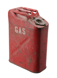 Fuel can clipart png freeuse library Gas Can | Free Images at Clker.com - vector clip art online, royalty ... png freeuse library