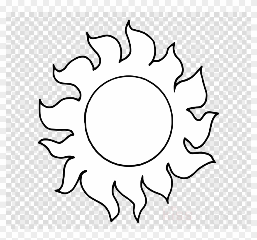 Full circle sun ray clipart black and white clipart royalty free Sun Black And White Clipart Black And White Clip Art - Remembrance ... clipart royalty free