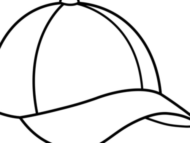 Full circle sun ray clipart black and white clipart free library Snapback Clipart Template - Sun Hat Clipart Black And White - Png ... clipart free library