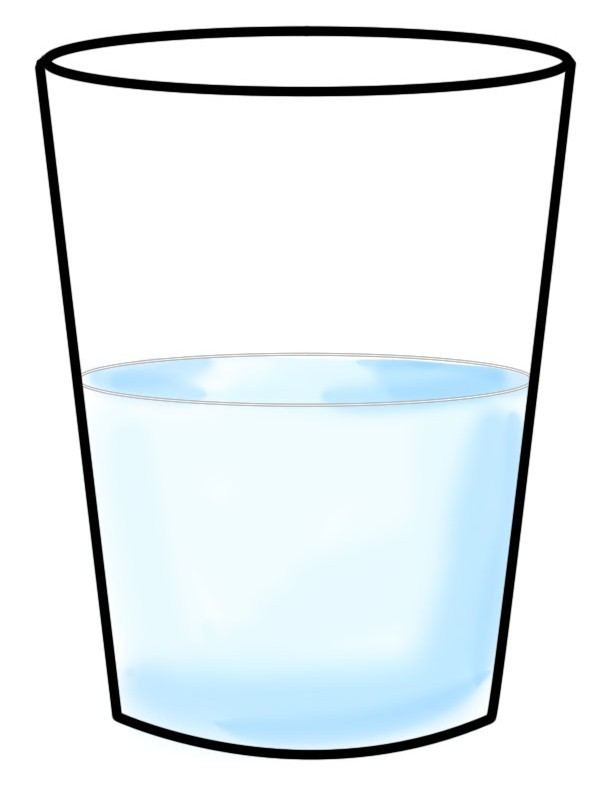 Full cup clipart graphic royalty free download Water Cup Clipart | Free download best Water Cup Clipart on ... graphic royalty free download