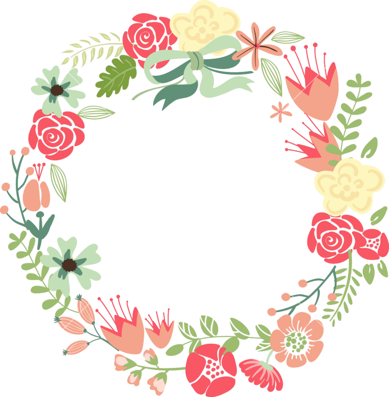 Full form of clipart file clip art library library Download Free png Floral Frame Hd - DLPNG.com clip art library library