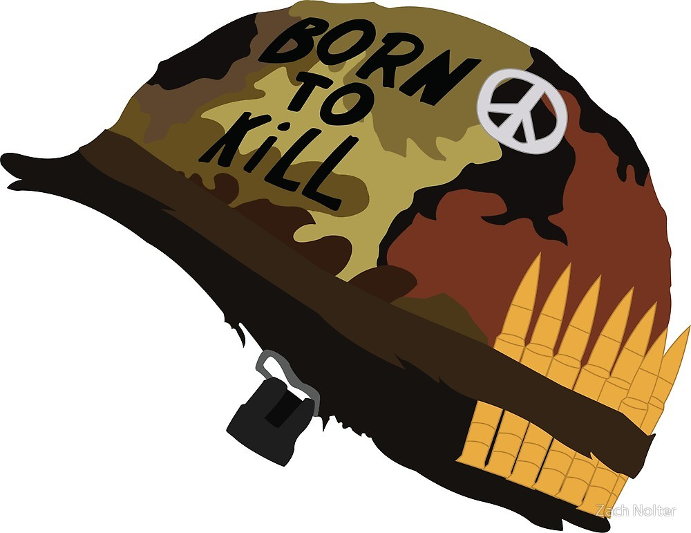 Full metal jacket clipart picture library download Full Metal Jacket\