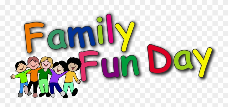 Fun day clipart clipart free stock Family Fun Day Logo Clipart (#2044177) - PinClipart clipart free stock