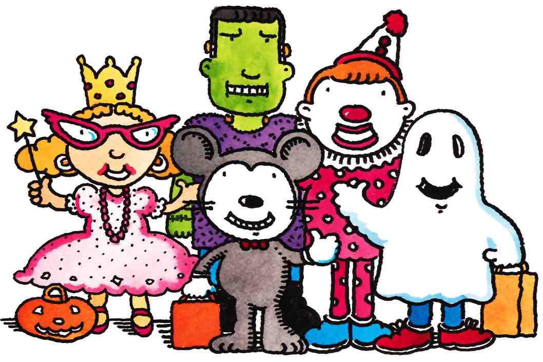 Fun kids halloween clipart clipart download Halloween clip art fun - 15 clip arts for free download on EEN 2019 clipart download