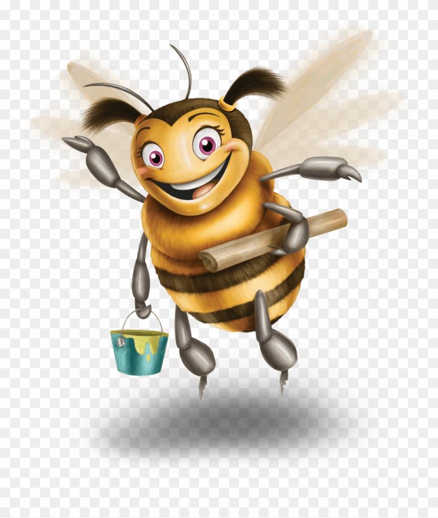 Fun maker vbs clipart png Vbs Clip Art - Maker Fun Factory Bee - Png Download (#804095 ... png