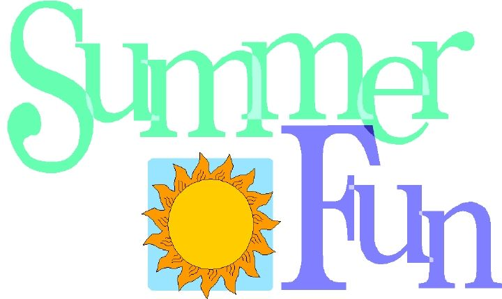 Fun summer clipart svg freeuse library summer clip art for kids | Summer Fun for Kids | Harris County ... svg freeuse library