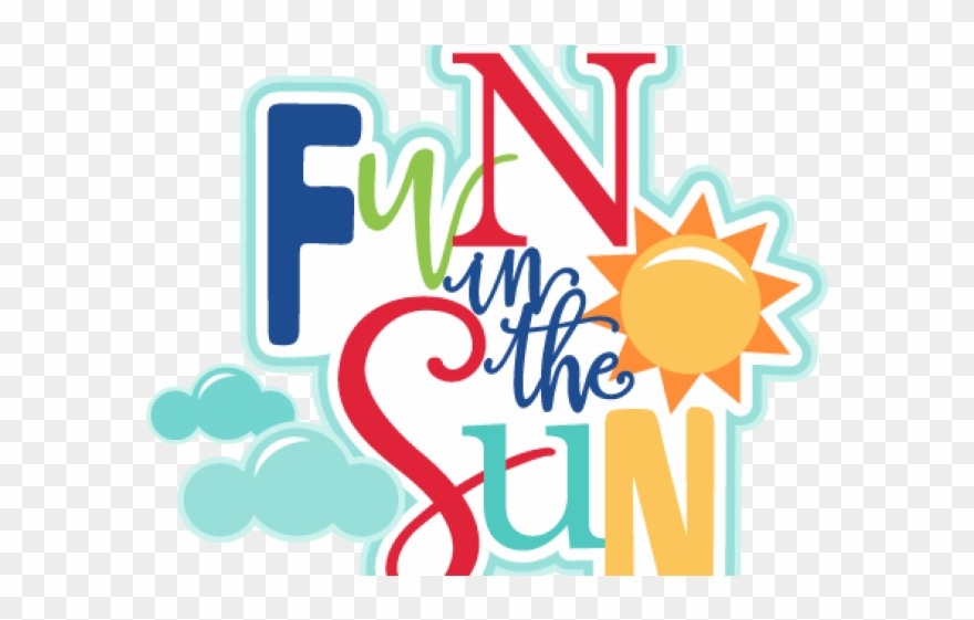 Fun summer clipart clip art free download Summer Clipart Music - Summer Of Fun Clip Art Free - Png Download ... clip art free download