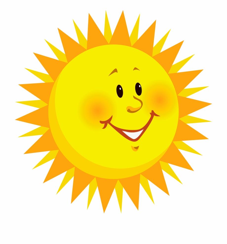 Fun sun clipart black and white transparent vector transparent Transparent Smiling Sun Png Clipart Picture - Transparent Background ... vector transparent