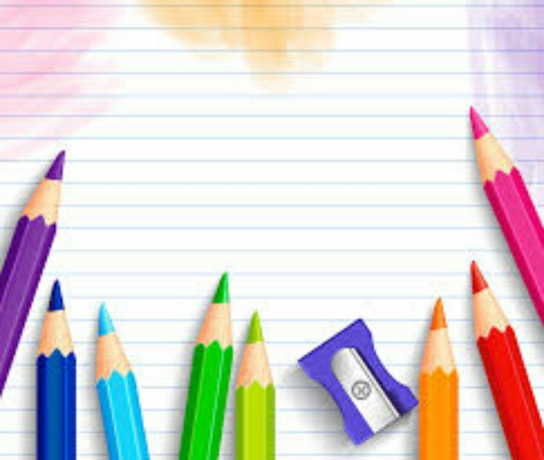 Fundo escolar clipart picture transparent library Pin de angela ramiro em Lápis de cor | Imagem de lápis de cor ... picture transparent library