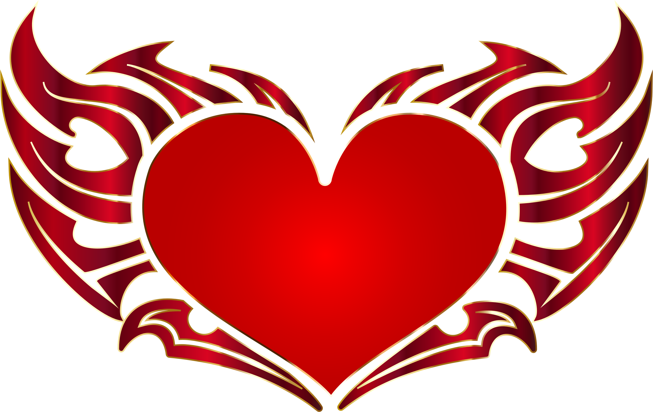 Funky heart clipart clip library Free Tribal Heart Cliparts, Download Free Clip Art, Free Clip Art on ... clip library