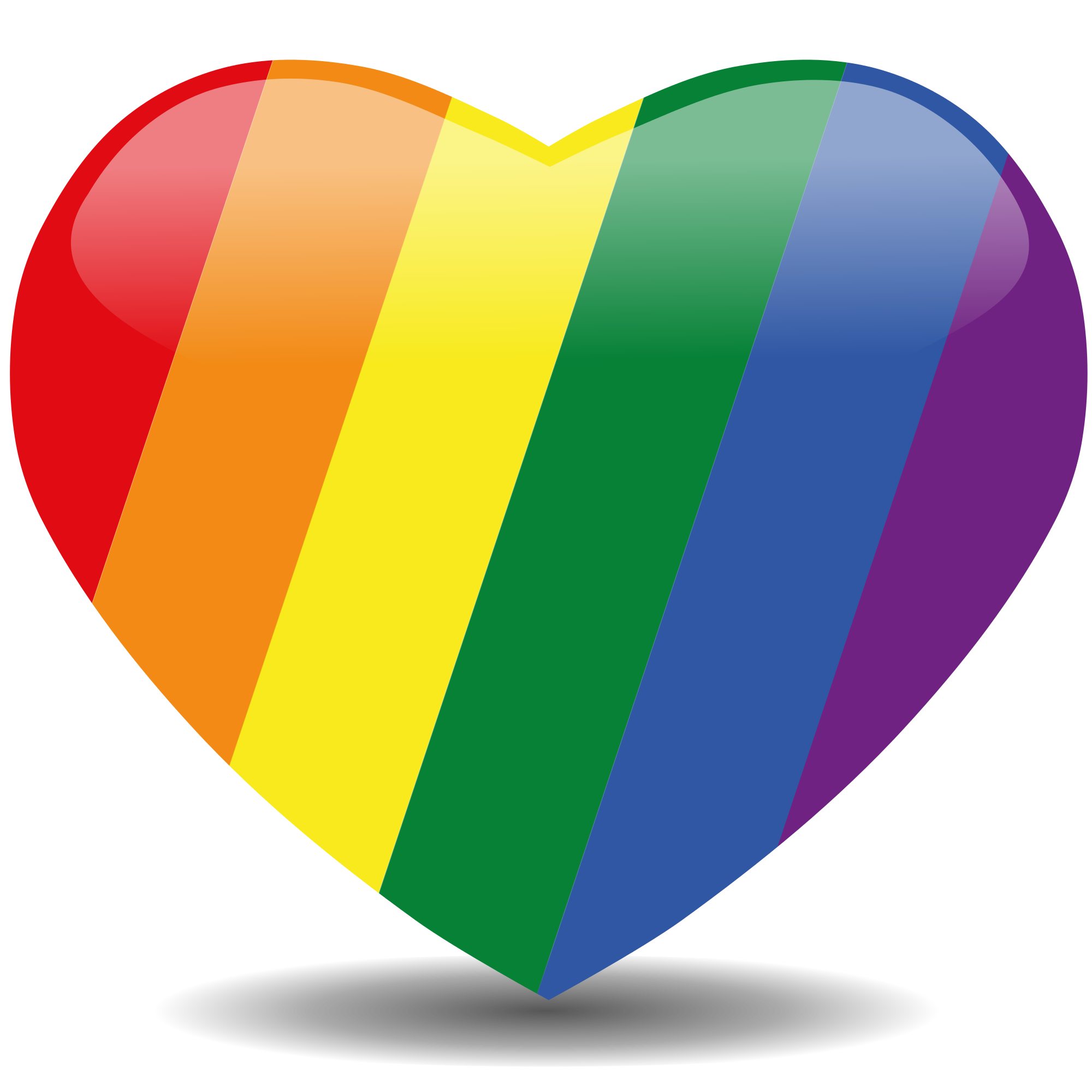 Funky heart clipart banner black and white download Pride Week Story Time at Carmichael's Kids | Carmichael's Bookstore ... banner black and white download