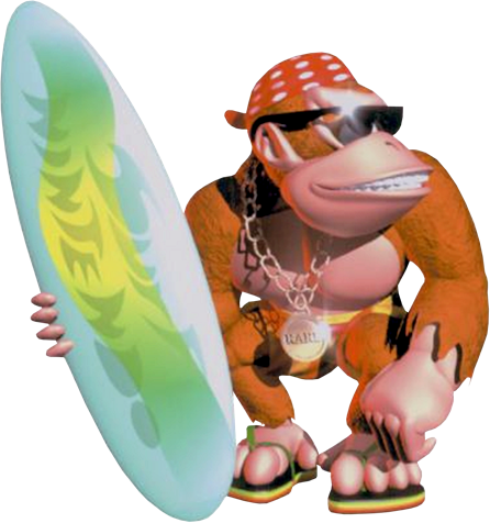 Funky kong clipart royalty free download Funky Kong Png Vector, Clipart, PSD - peoplepng.com royalty free download
