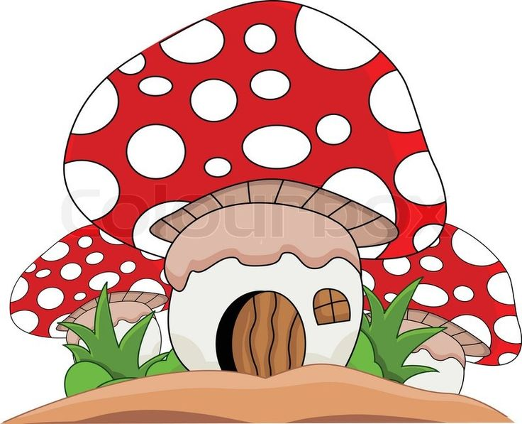 Funky mushrooms digital clipart picture black and white Mushrooms Clipart | Free download best Mushrooms Clipart on ... picture black and white