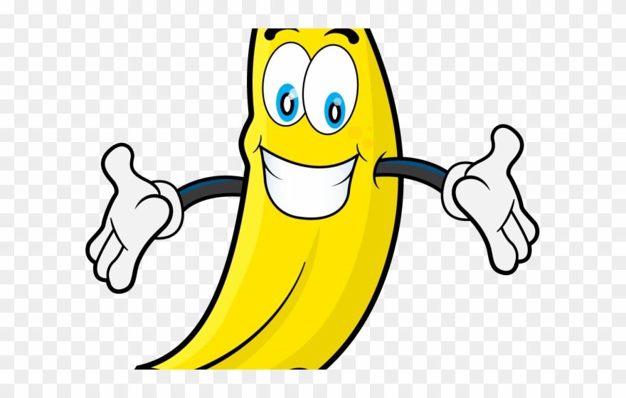 Funny banana clipart image free stock Banana Clipart Happy - Banana Clipart - Png Download (#471067 ... image free stock