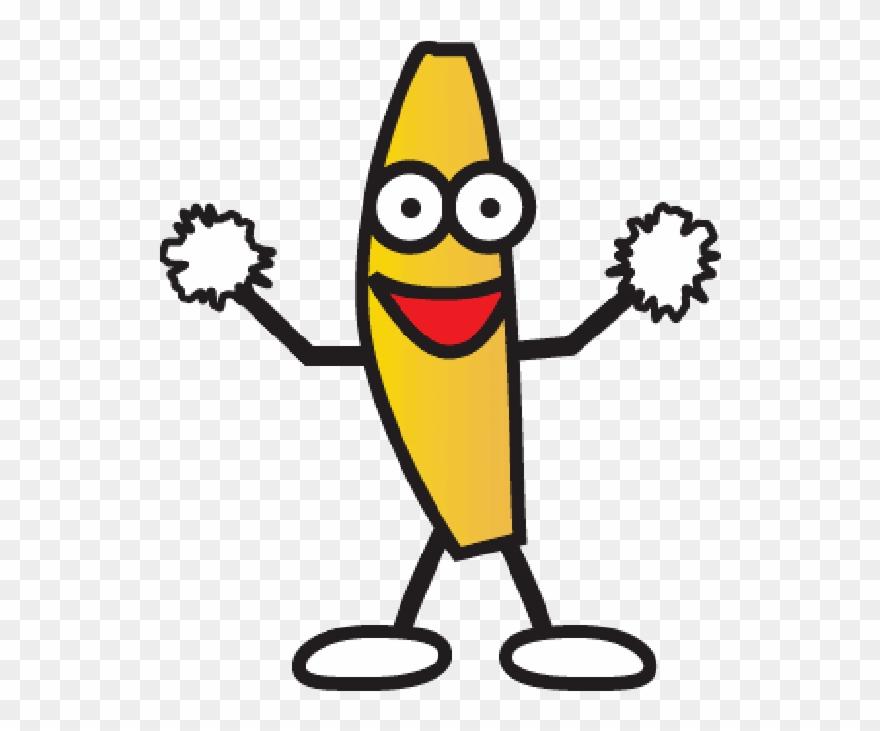 Funny banana clipart clip black and white library Animated Banana - Happy Birthday Banana Funny Clipart (#1214723 ... clip black and white library