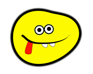 Funny cartoon faces clipart jpg free library Cartoon Funny Faces Clipart | Free Images at Clker.com - vector clip ... jpg free library