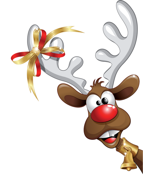 Funny christmas reindeer clipart image free stock 28+ Collection of Funny Christmas Reindeer Clipart | High quality ... image free stock
