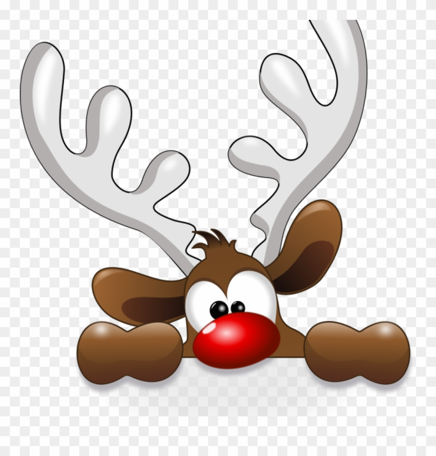 Funny clipart free download image download Reindeer Clipart Free Funny Animals Cyberscooty Animations - Funny ... image download