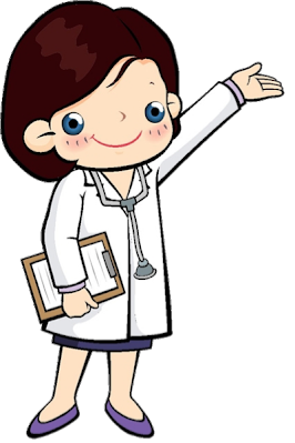 Funny doctor clipart png library stock Funny Doctor Clipart 21 - 266 X 399 - Making-The-Web.com png library stock