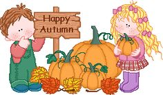 Funny fall clipart image black and white library 228 Best Fall Clip Art images in 2018 | Fall clip art, Fall season ... image black and white library