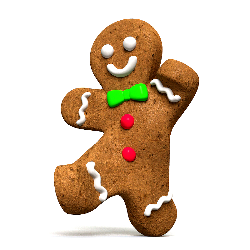 Funny gingerbread man on cookie sheet clipart image free library Collection of Gingerbread clipart | Free download best Gingerbread ... image free library