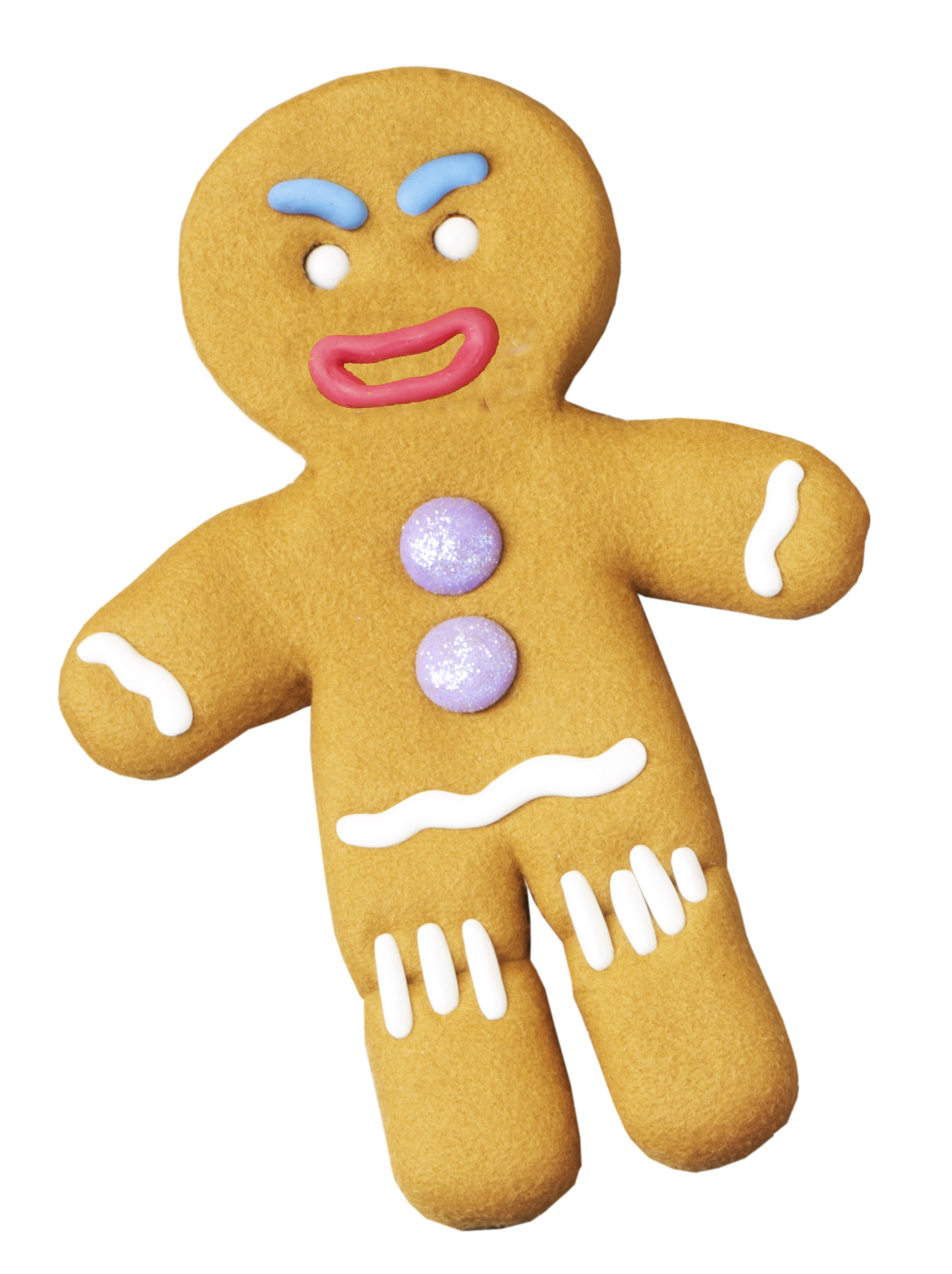 Funny gingerbread man on cookie sheet clipart image download Collection of Gingerbread clipart | Free download best Gingerbread ... image download