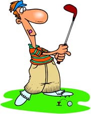 Funny golf clipart jpg library download Cartoon Golf Picture | Free download best Cartoon Golf Picture on ... jpg library download
