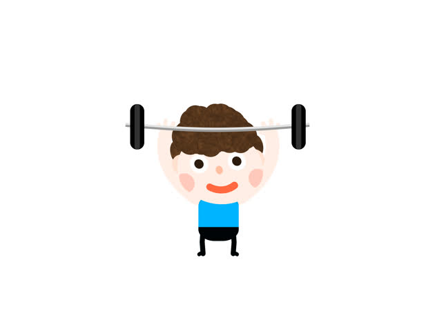 Funny gym clipart svg black and white download Cartoon Workout Images | Free download best Cartoon Workout Images ... svg black and white download