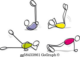 Funny gym clipart jpg royalty free Fitness Clip Art - Royalty Free - GoGraph jpg royalty free