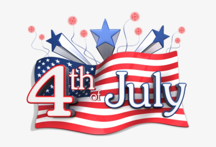 Funny happy 4th of july clipart vector transparent stock Happy 4th of July 2019: Cliparts, American Flags for USA ... vector transparent stock