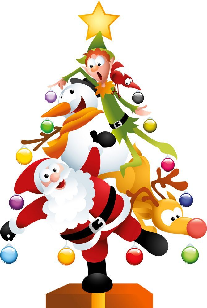 Funny merry christmas clipart png black and white download 52 Beautiful Merry Christmas Pictures to Share | Christmas Pictures ... png black and white download