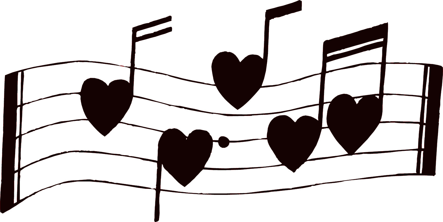 Funny music clipart banner free Musical notes music notes funny music note clip art free vector in ... banner free