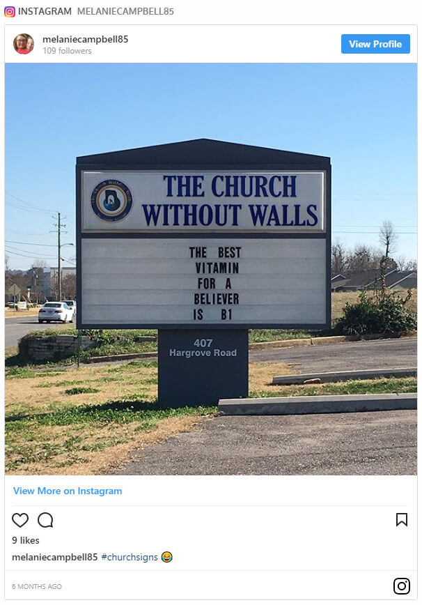 Funny sayings for signs clipart clipart library download 101 Funniest Church Sign Sayings clipart library download