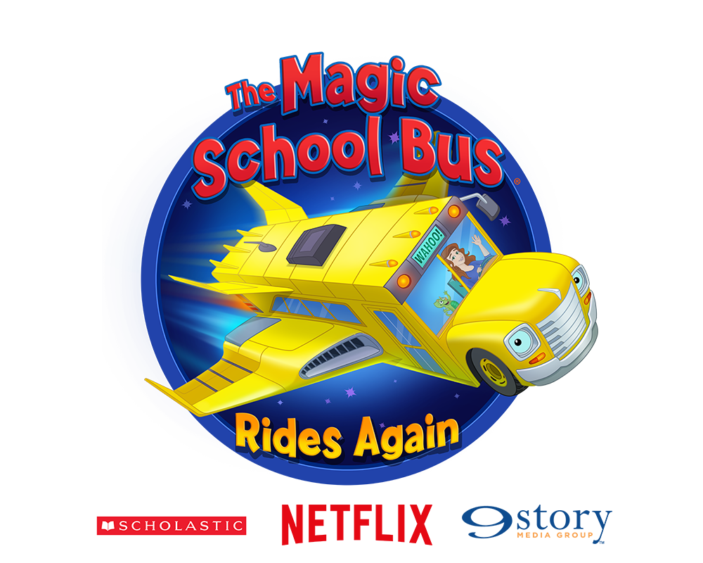 School bus clipart for kids clip free library The Magic School Bus clip free library
