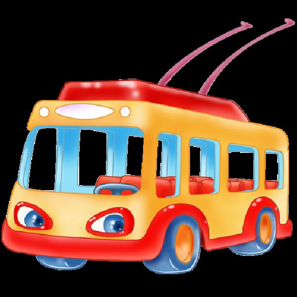 Funny school bus clipart vector transparent stock School Bus Images - School Funny Images vector transparent stock