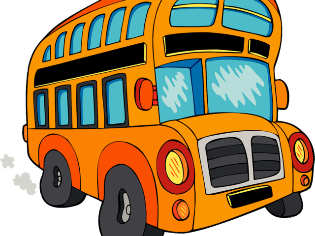 Funny school bus clipart vector library The RUCK Friday Rugby Quiz: Week Three vector library
