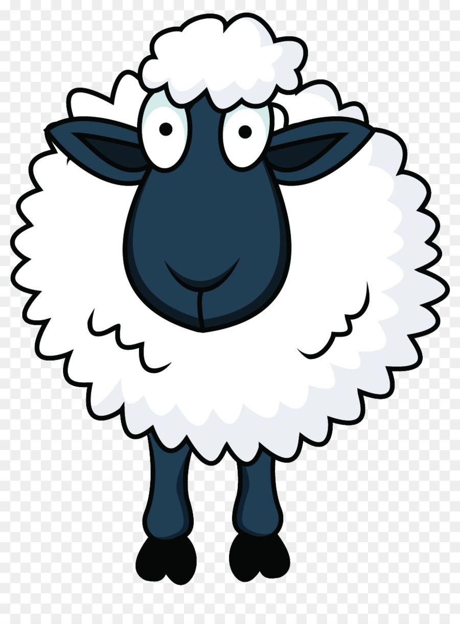 Funny sheep clipart picture transparent stock Sheep Cartoon Clip art - sheep | SVG FILES | Sheep cartoon, Sheep ... picture transparent stock