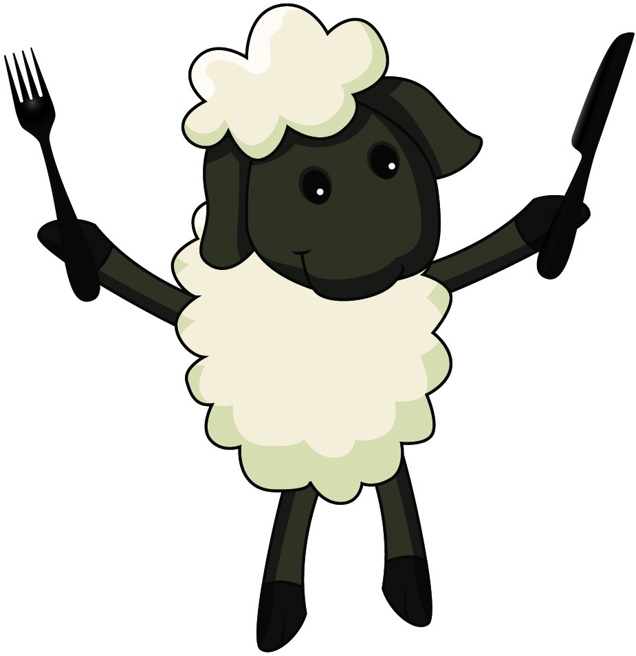 Funny sheep clipart vector Free Funny Sheep Cartoon, Download Free Clip Art, Free Clip Art on ... vector
