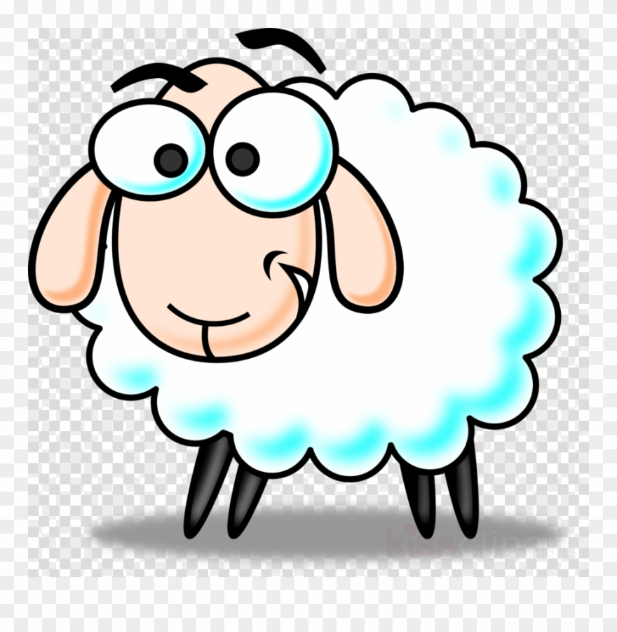 Funny sheep clipart clip art black and white Sheep Clipart Sheep Clip Art - Funny Sheep Clipart - Png Download ... clip art black and white