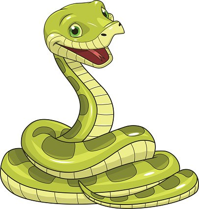 Funny snake clipart graphic free download Green Funny Snake premium clipart - ClipartLogo.com graphic free download