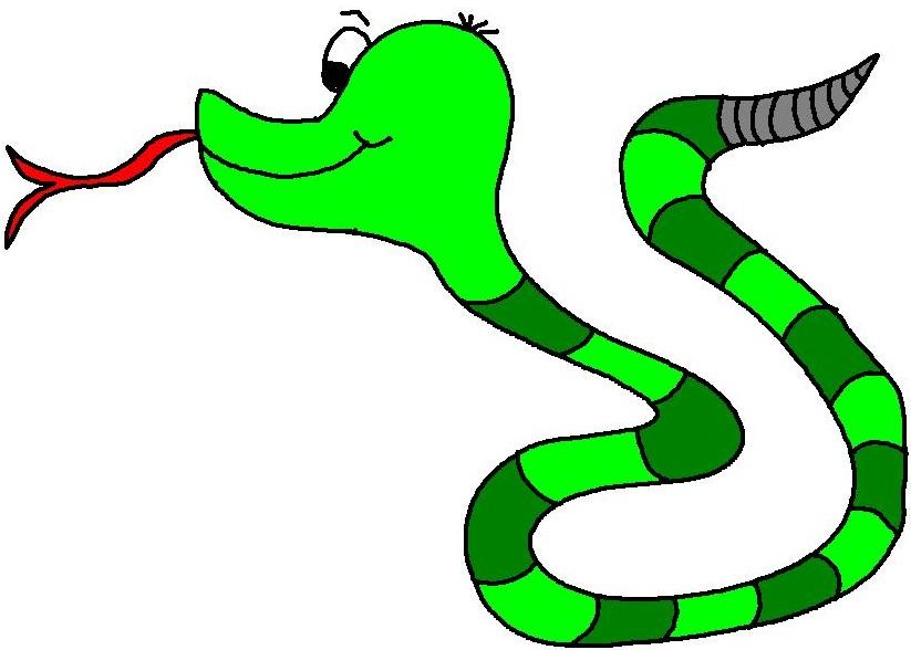 Funny snake clipart clip Funny Snake Cliparts 13 - 823 X 588 - Making-The-Web.com clip