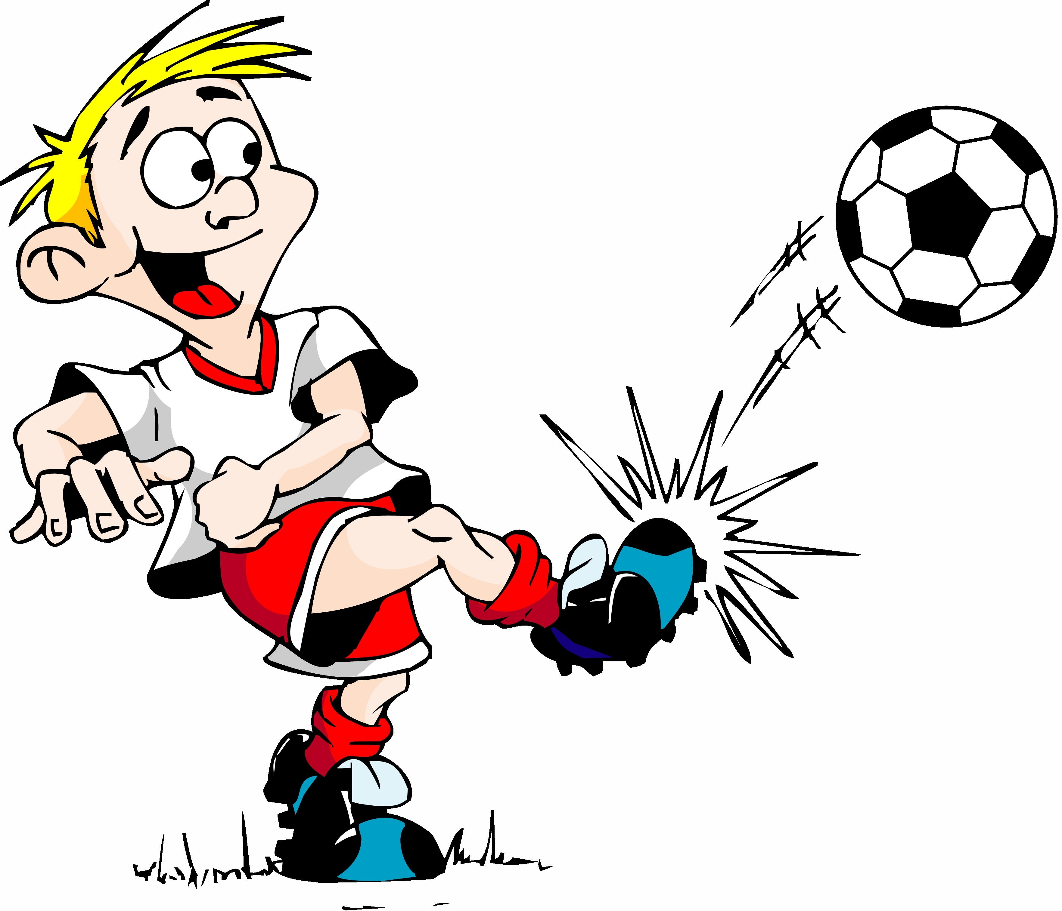 Funny soccer clipart png royalty free stock Free Funny Sports Cliparts, Download Free Clip Art, Free Clip Art on ... png royalty free stock