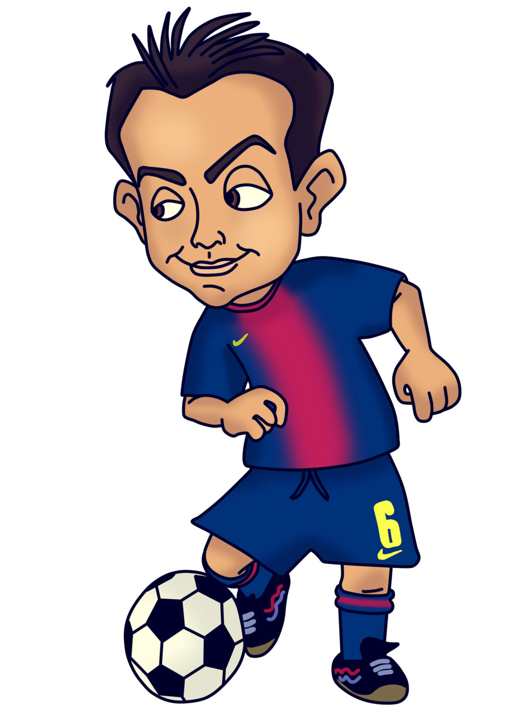 Funny soccer clipart jpg library library Free Funny Football Cartoons, Download Free Clip Art, Free Clip Art ... jpg library library