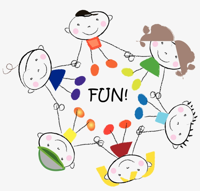 Funny transparent cliparts freeuse stock Kids Fun Png Clipart Transparent Download - Sunday School Is Fun PNG ... freeuse stock
